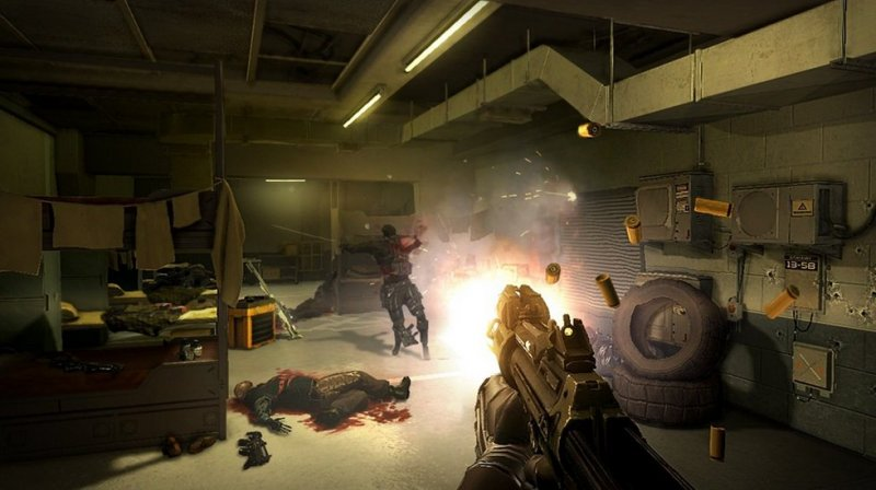 Deus Ex: Human Revolution (PS3)  © Eidos 2011   11/12