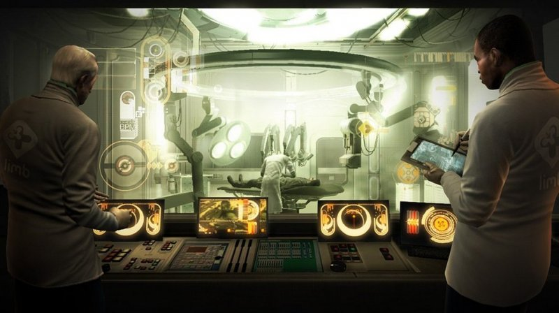 Deus Ex: Human Revolution (PS3)  © Eidos 2011   12/12