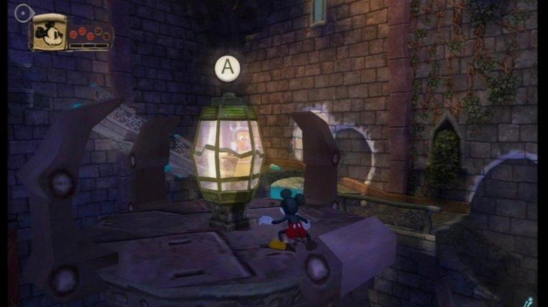 Epic Mickey (WII)  © Disney Interactive 2010   9/15