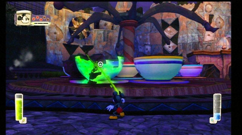 Epic Mickey (WII)  © Disney Interactive 2010   10/15