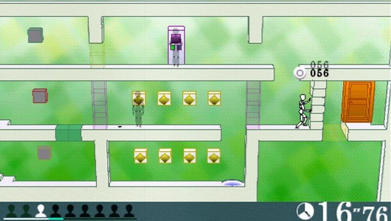 Echoshift (PSP)  © Sega 2009   4/7