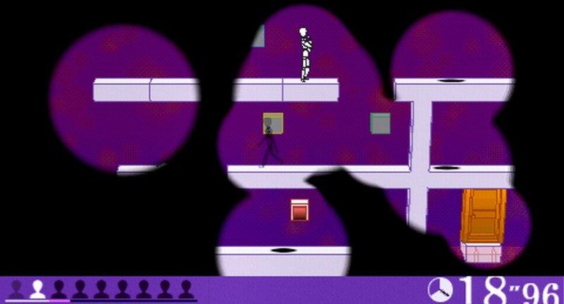 Echoshift (PSP)  © Sega 2009   5/7
