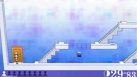 Echoshift (PSP)  © Sega 2009   7/7