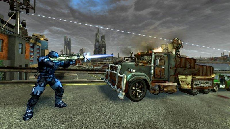 Crackdown 2 (X360)  © Microsoft 2010   4/9