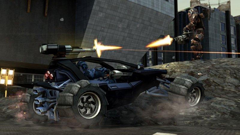 Crackdown 2 (X360)  © Microsoft 2010   7/9