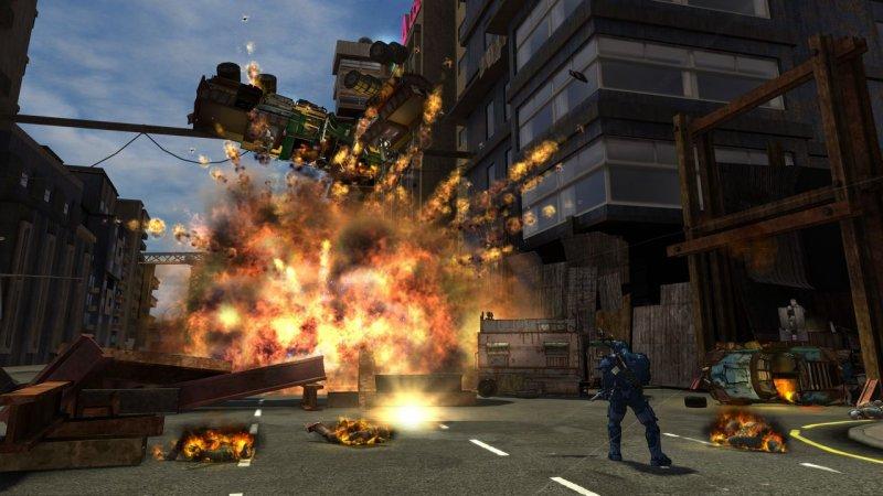 Crackdown 2 (X360)  © Microsoft 2010   8/9