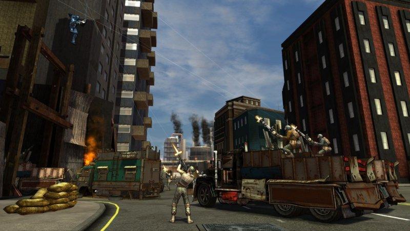 Crackdown 2 (X360)  © Microsoft 2010   9/9