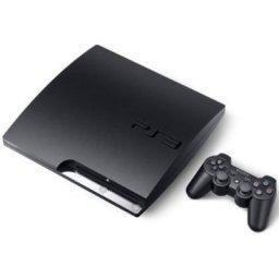 PS3 Slim [250 GB] (PS3)  © Sony 2009   1/1
