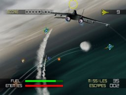 Air Raid 3 (PS2)  © Phoenix Games 2004   3/3