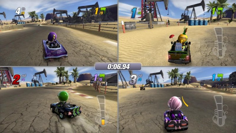 ModNation Racers (PS3)   © Sony 2010    4/11