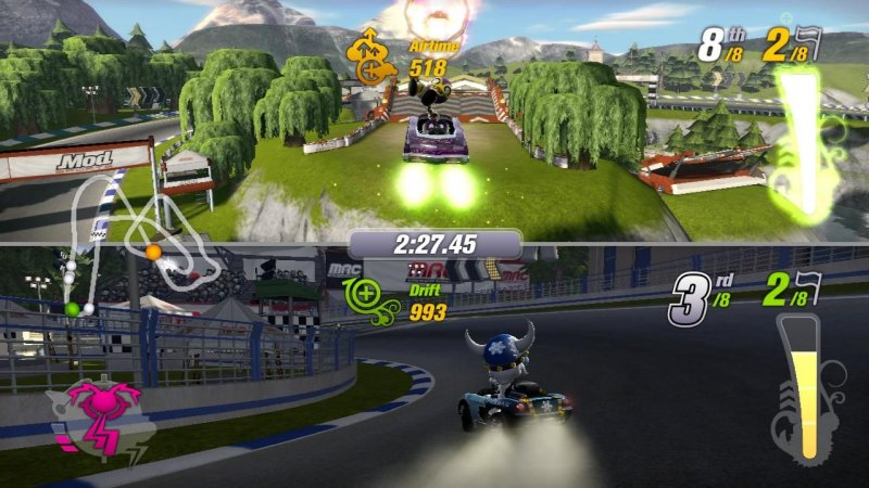 ModNation Racers (PS3)   © Sony 2010    5/11