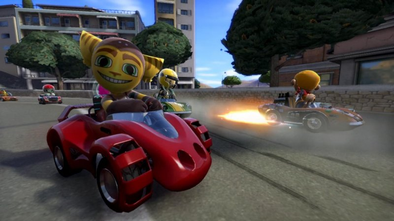 ModNation Racers (PS3)   © Sony 2010    7/11