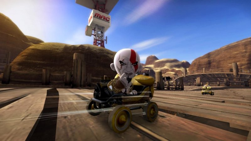ModNation Racers (PS3)   © Sony 2010    8/11