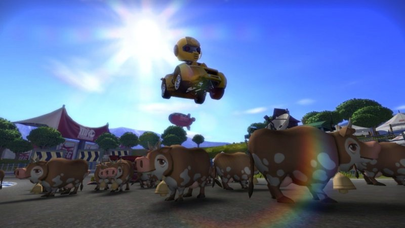 ModNation Racers (PS3)   © Sony 2010    9/11
