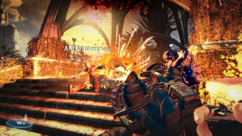 Bulletstorm (X360)  © Epic 2011   5/6