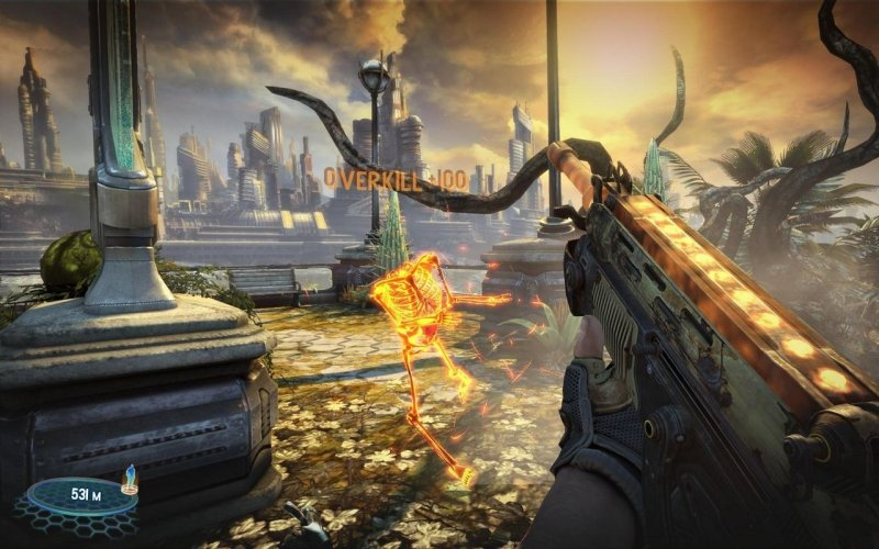 Bulletstorm (X360)  © Epic 2011   6/6