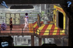 Beneath A Steel Sky: Remastered (IP)   © Revolution 2009    1/3
