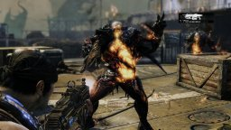 Gears Of War 3 (X360)  © Microsoft 2011   1/4