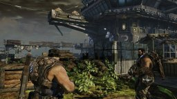 Gears Of War 3 (X360)   © Microsoft 2011    2/4