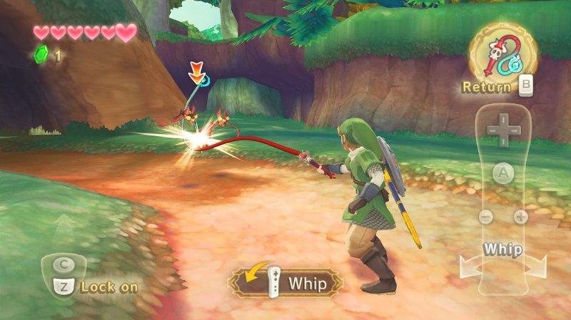 The Legend Of Zelda: Skyward Sword (WII)  © Nintendo 2011   5/12