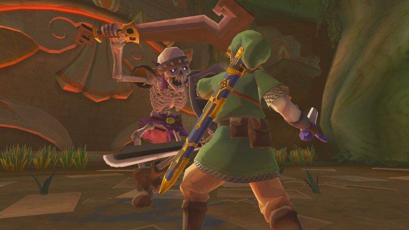 The Legend Of Zelda: Skyward Sword (WII)  © Nintendo 2011   7/12