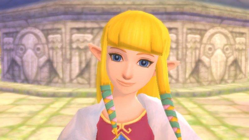 The Legend Of Zelda: Skyward Sword (WII)  © Nintendo 2011   10/12