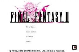 Final Fantasy II (IP)  © Square Enix 2010   1/3