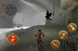 Prince Of Persia: Warrior Within (IP)   © Gameloft 2010    2/3