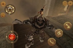 Prince Of Persia: Warrior Within (IP)   © Gameloft 2010    3/3