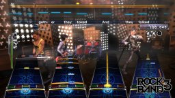 Rock Band 3 (PS3)   © EA 2010    2/6