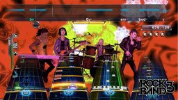 Rock Band 3 (PS3)   © EA 2010    3/6