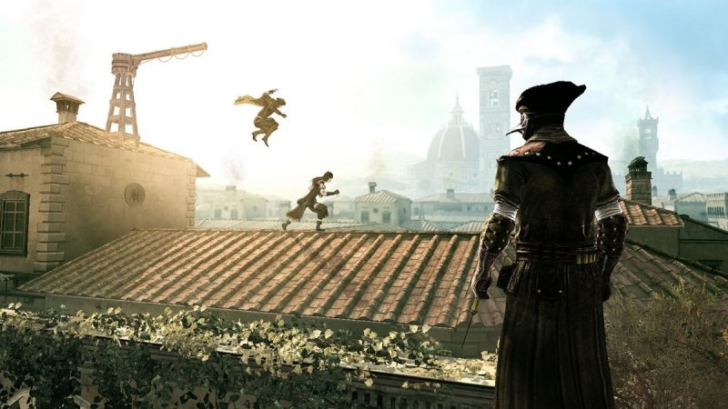 Assassin's Creed: Brotherhood (PS3)   © Ubisoft 2010    5/7