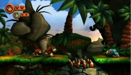 Donkey Kong Country Returns (WII)   © Nintendo 2010    3/6