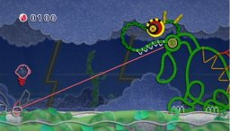 Kirby's Epic Yarn (WII)  © Nintendo 2010   2/9