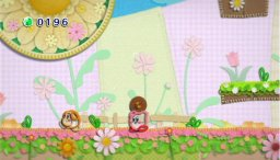 Kirby's Epic Yarn (WII)  © Nintendo 2010   3/9