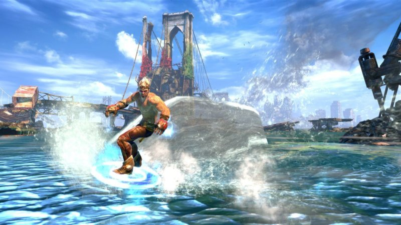 Enslaved: Odyssey To The West (X360)   © Bandai Namco 2010    9/9