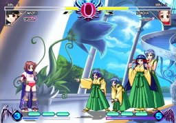 Arcana Heart (PS2)   © AQ 2007    2/3