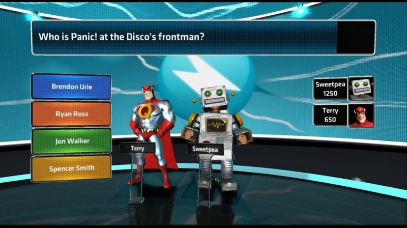 Buzz! The Ultimate Music Quiz (PS3)  © Sony 2010   6/9