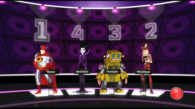 Buzz! The Ultimate Music Quiz (PS3)  © Sony 2010   9/9