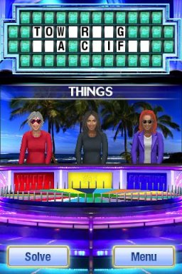 Wheel Of Fortune Platinum (IP)   © Sony Pictures 2010    1/3