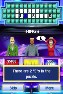 Wheel Of Fortune Platinum (IP)   © Sony Pictures 2010    2/3