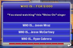 Jeopardy! (IP)  © Sony Pictures 2009   2/3