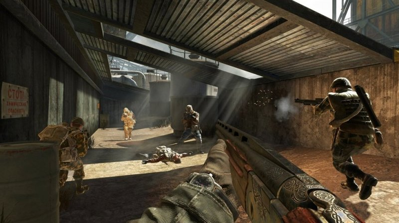 Call Of Duty: Black Ops (PS3)   © Activision 2010    4/10