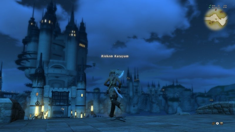 Final Fantasy XIV (PC)   © Square Enix 2010    4/17