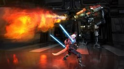 Star Wars: The Force Unleashed II (PS3)   © LucasArts 2010    1/20
