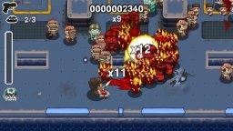 Age Of Zombies (PSP)  © Halfbrick 2010   3/3