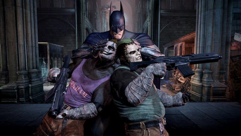 Batman: Arkham City (PS3)  © Warner Bros. 2011   6/10