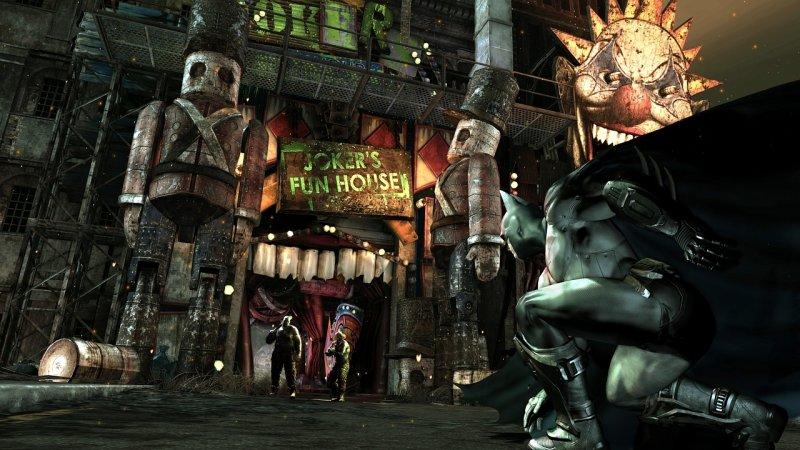 Batman: Arkham City (PS3)  © Warner Bros. 2011   10/10