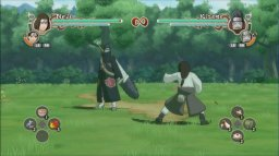 Naruto Shippuden: Ultimate Ninja Storm 2 (PS3)  © Bandai Namco 2010   2/7