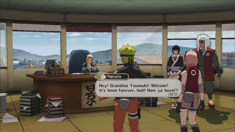 Naruto Shippuden: Ultimate Ninja Storm 2 (PS3)  © Bandai Namco 2010   4/7